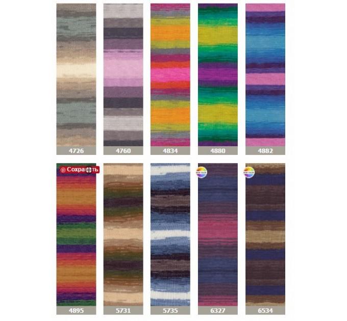 Crochet Shawl Fringe Mohair Rainbow Hand Knit Gay Pride Wedding Gift Wool Lace Triangle Shawl Wrap Bridal Bohemian Shawl Red White Black  Shawl / Wraps  8
