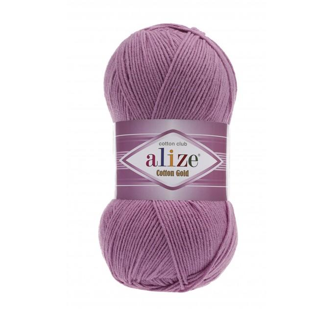 COTTON GOLD Alize Crochet yarn doll pattern amigurumi Yarn for knitting flower yarn baby cotton yarn granny square Shawl wraps yarn  Yarn  5