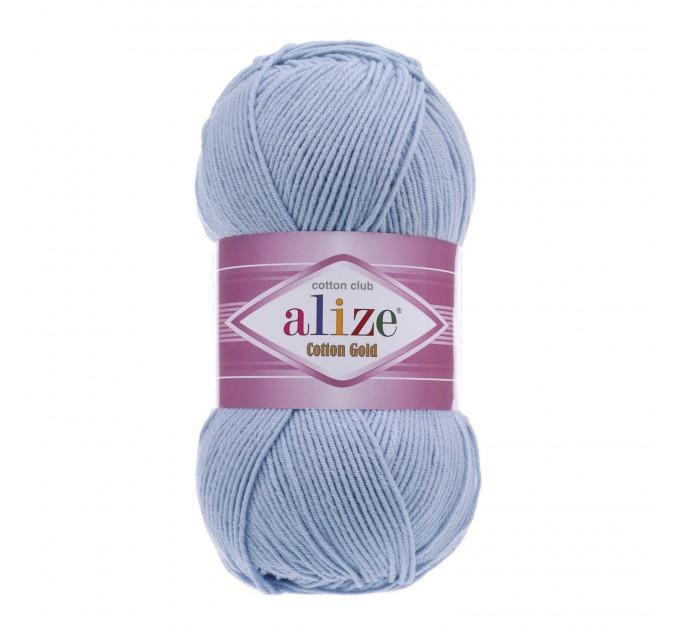COTTON GOLD Alize Crochet yarn doll pattern amigurumi Yarn for knitting flower yarn baby cotton yarn granny square Shawl wraps yarn  Yarn  8