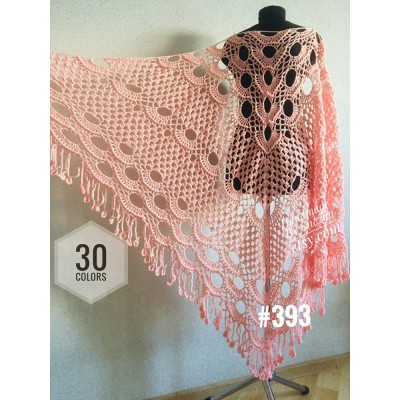 Crochet Shawl Bridal Shawl, Lace Shawl Gift for Women Mom Birthday gift Grandma,Bridesmaid Shawl Pin, Wedding Cape Wrap Prayer Shawl