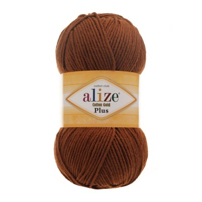 COTTON GOLD PLUS Alize Knitting vegan gift yarn Poncho Sweater Cardigan Wrap, Baby Blanket cotton art yarn crochet Shawl Scarf pattern