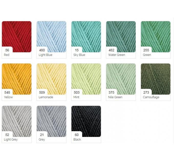 DIVA PLUS Alize Yarn Silk Effect Crochet Microfiber Acrylic Lace Hand Knitting Yarn shawl-scarf-poncho-sweater-wrap-Bag-pattern Vegan Yarn  Yarn  5