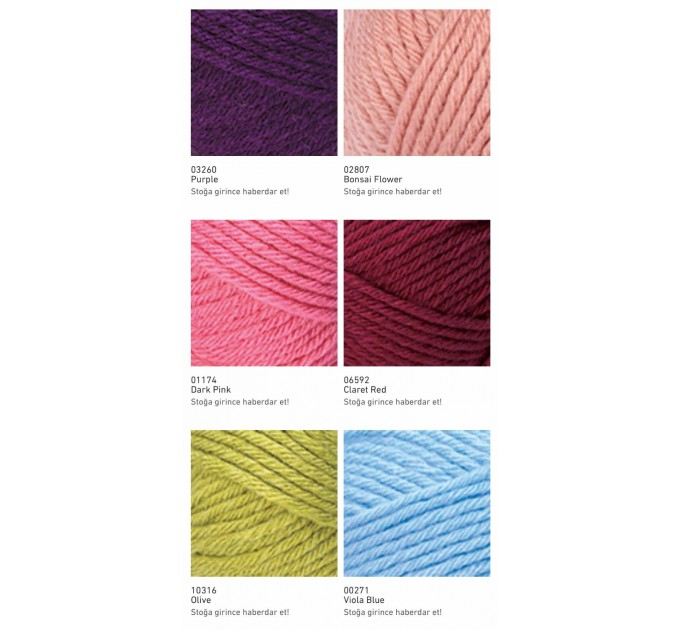 NAKO SPORT WOOL Yarn Wool Acrylic Yarn Multicolor Crochet Shawl Socks Cardigan Knitting Scarf Hat Sweater Poncho  Yarn  1