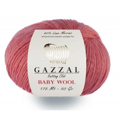GAZZAL BABY WOOL Yarn Merino Wool Yarn Cashmere Yarn Knitting Scarf Sweater Hat Cardigan Poncho Pullover Shawl