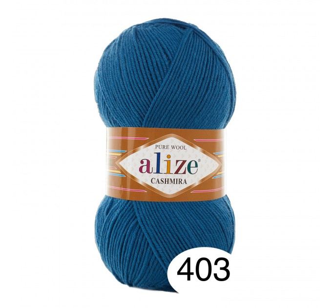 ALIZE CASHMIRA Yarn 100 Wool Knitting Yarn Wool Shawl Crochet Yarn Knitting Cardigan Sweater Poncho Scarf Hat  Yarn  1