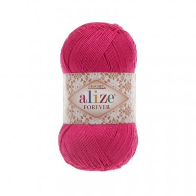ALIZE FOREVER Yarn Microfiber Acrylic Yarn Hypoallergenic Yarn Vegan Yarn Lace Yarn Crochet Multicolor Spring Yarn Summer Yarn Rainbow Yarn