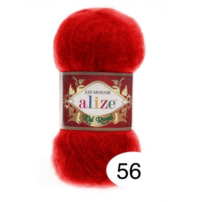 ALIZE KID ROYAL 50 Yarn Mohair Wool Yarn Knitting Sweater Cardigan Hat Poncho  Scarf Blend Wool Yarn Crochet Shawl Wraps Soft Yarn