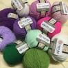 YARNART JEANS yarn cotton acrylic yarn Hypoallergenic yarn knitting cotton crochet yarn fiber classic yarn Turkish yarn amigurumi yarn