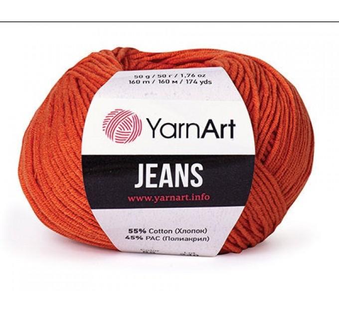 YARNART JEANS yarn cotton acrylic yarn Hypoallergenic yarn knitting cotton crochet yarn fiber classic yarn Turkish yarn amigurumi yarn  Yarn  7