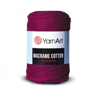 YarArt MACRAME COTTON Yarn, Cotton Yarn, Cotton cord, Macrame yarn, Crochet Rugs, Cord Yarn, Rug Yarn Macrame Cord Macrame Rope, Macrame Bag