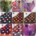 Poncho men women, Prayer shawl Evening cover up, Winter Unisex Vegan poncho Plus size oversize festival clothing, Crochet summer cape Fringe  Poncho  2