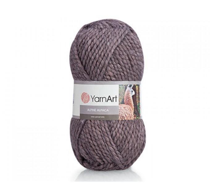 YARNART ALPINE ALPACA Yarn Wool Yarn Alpaca Yarn Chunky Wool Yarn Acrylic Yarn, Super Chunky Yarn, Big Yarn, Super Bulky Yarn Crochet Yarn  Yarn