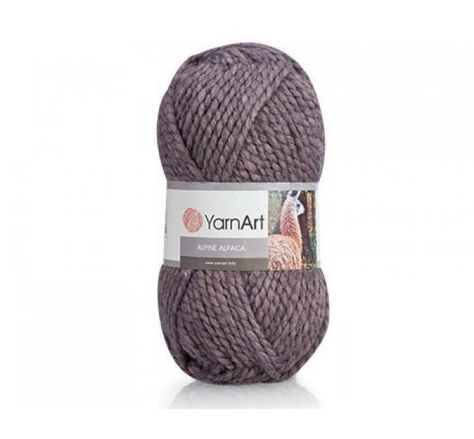 YARNART ALPINE ALPACA Yarn Wool Yarn Alpaca Yarn Chunky Wool Yarn Acrylic Yarn, Super Chunky Yarn, Big Yarn, Super Bulky Yarn Crochet Yarn  Yarn  1