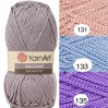 YarArt MACRAME Yarn, Cord Yarn, Macrame yarn, Crochet Rugs, Rug Yarn, Macrame Cord, Macrame Rope, Macrame Bag