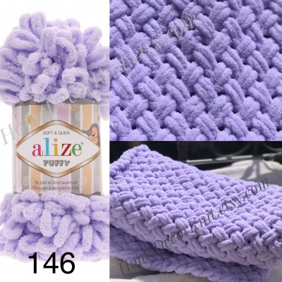 ALIZE PUFFY Yarn, Gradient Rainbow Plush Baby blanket yarn No hook No neddle Yarn on the fingers, Finger yarn, Velvet Super chunky yarn
