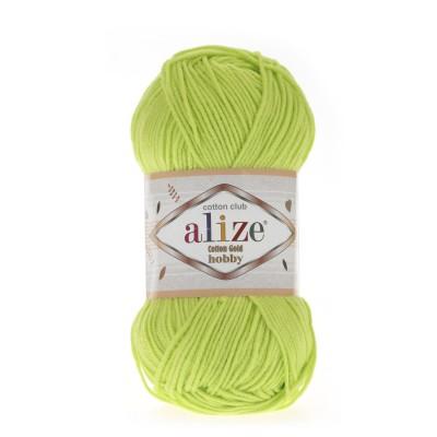 Alize COTTON GOLD HOBBY Yarn Organic Cotton Yarn Crochet Yarn Hypoallergenic Yarn Knitting Yarn Booties Baby Crochet Amigurumi Soft Yarn