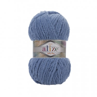 ALIZE SOFTY PLUS Yarn Plush Yarn Baby Yarn Super Bulky Yarn Chunky Yarn Soft Yarn Multicolor Yarn For Kids Rainbow Yarn Knitting Yarn