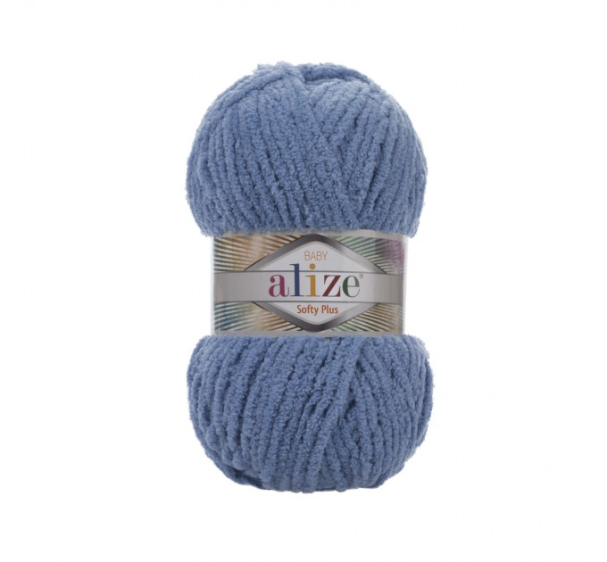 ALIZE SOFTY PLUS Yarn Plush Yarn Baby Yarn Super Bulky Yarn Chunky Yarn Soft Yarn Multicolor Yarn For Kids Rainbow Yarn Knitting Yarn  Yarn