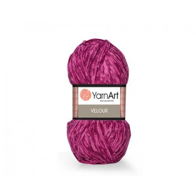 YARNART VELOUR Yarn, Velvet Yarn, Velour Yarn, Plush Yarn, Bulky Yarn, Soft Yarn, Hypoallergenic, Baby yarn, Summer yarn, Crochet Yarn