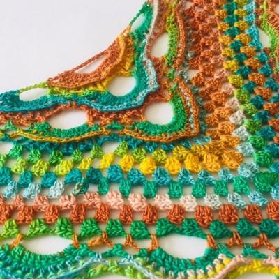 Large virus shawl Boho crochet shawl festival Outlander triangle shawl Knit long fringe shawl Evening Wraps Purple Emerald Burnt Orang Green