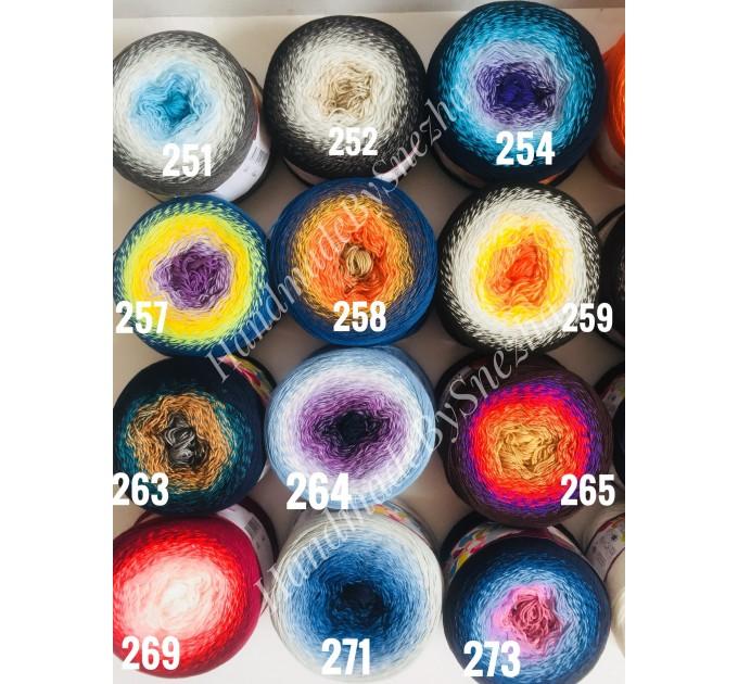 Crochet shawl, Lace shawl, Lace stole Knitted shawl, Crochet scarf gift for her Cotton shawl lace wrap Shrug bolero Striped triangular shawl  Shawl / Wraps  7