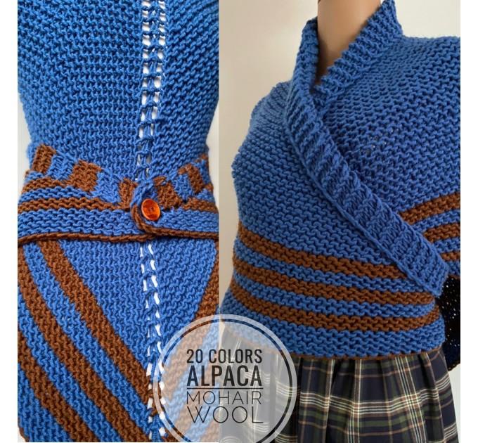 White Outlander rent shawl ivory triangle wool shawl sontag celtic shawl knit shoulder wrap Claire Carolina Shawl Fraser's Ridge winter shawl  Shawl Wool Mohair  9