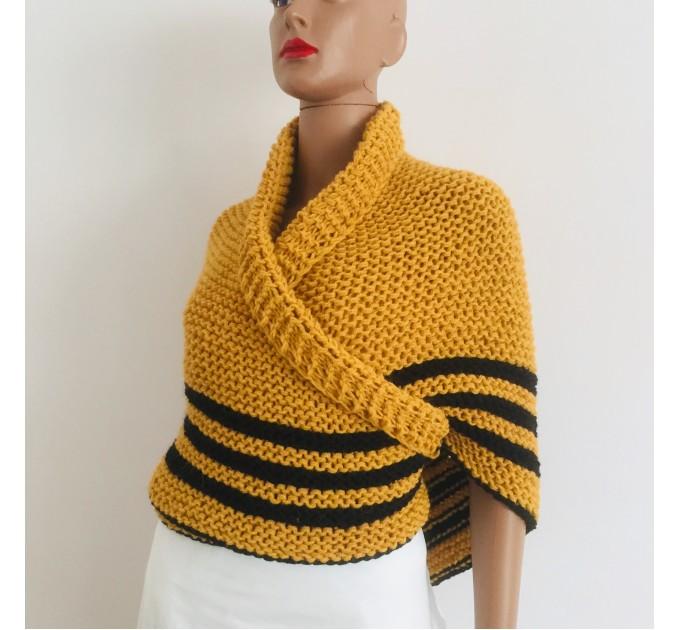 Brown Outlander rent shawl Claire Fraser knit shoulder wrap brown alpaca triangle shawl sontag shawl anniversary gift wife mom  Shawl Alpaca  4