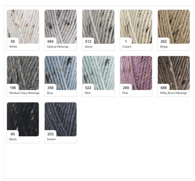 ALIZE ALPACA TWEED Yarn Knit Alpaca Wool Yarn Winter Yarn For Crochet Scarf Hat Knitting Sweater Shawl Poncho Cardigan Pullover  Yarn  2