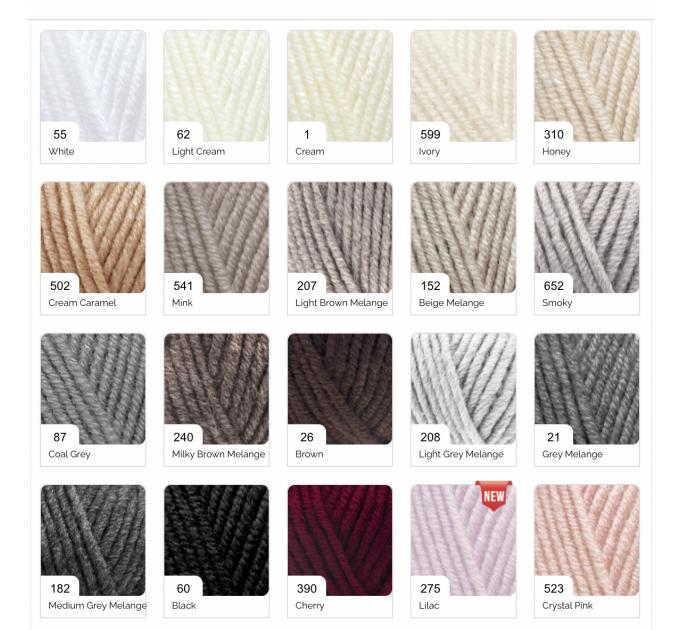 ALIZE SUPERLANA MAXI Yarn Wool Yarn Super Bulky Yarn Super Chunky Yarn Multicolor Yarn Bulky Wool Yarn Chunky Crochet Scarf Hat Poncho  Yarn  1