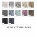 Brown Outlander rent shawl Claire Fraser knit shoulder wrap brown alpaca triangle shawl sontag shawl anniversary gift wife mom  Shawl Alpaca  9
